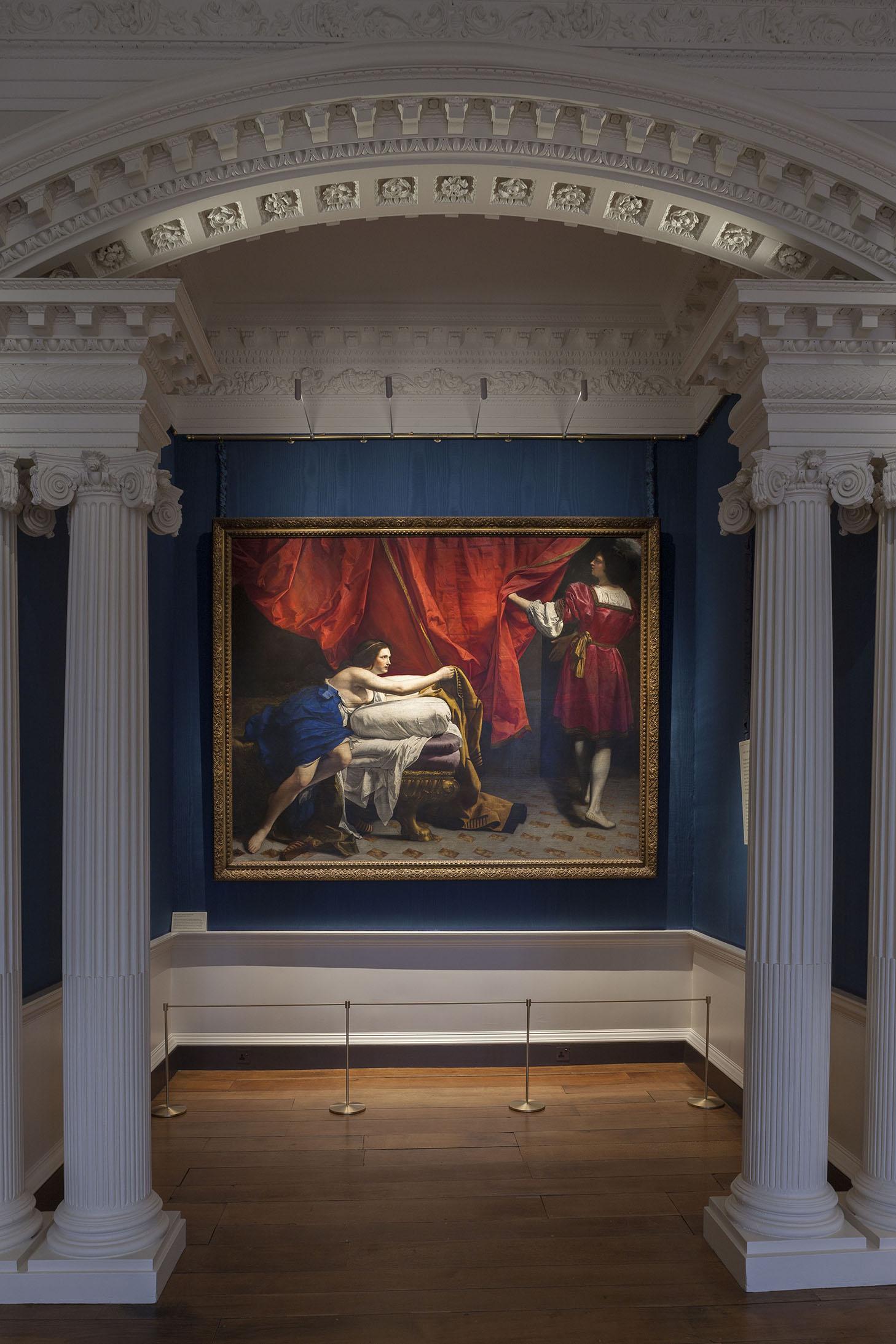 Hampton Court - Cumberland Art Gallery - PresenceChamber3