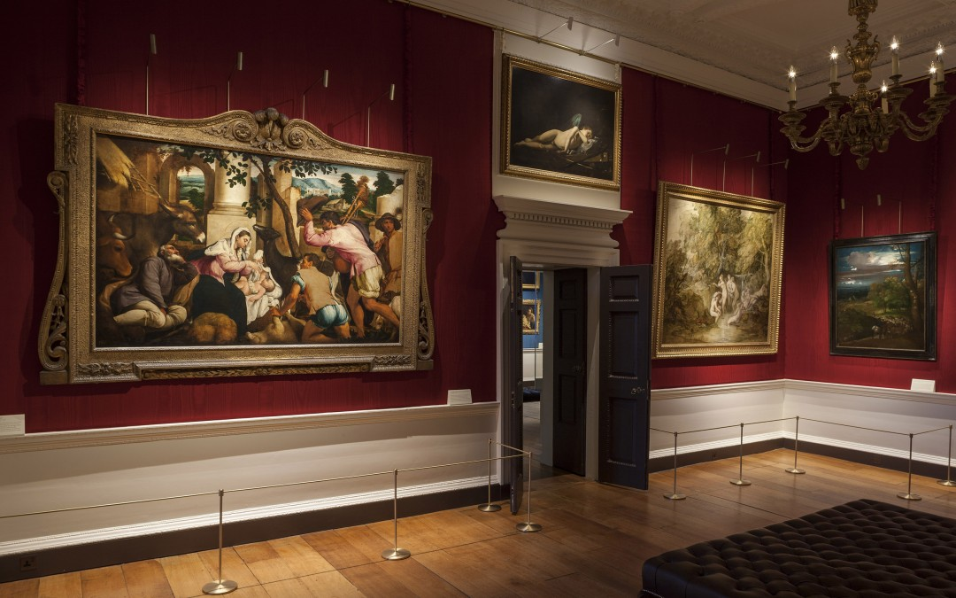 Hampton Court – The Cumberland Art Gallery