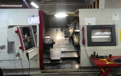 AEC Purchase New Machine