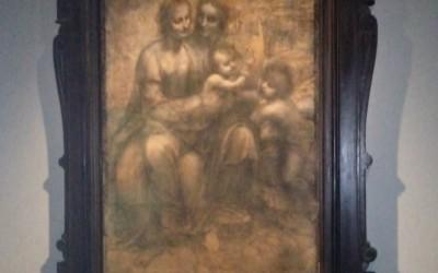 National Gallery – Da Vinci Transport/Display Case