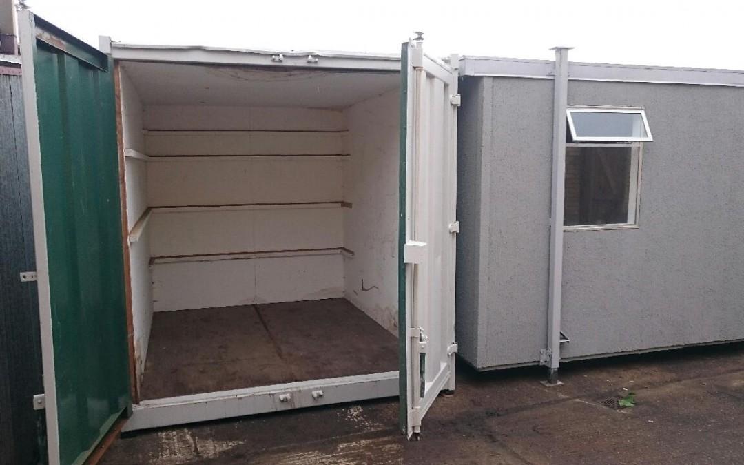 New Weld Bay & Rest Room