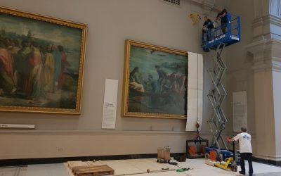 V&A Museum Load Test